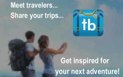 TravelBook App